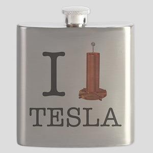 Tesla-1 Flask