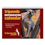 Tripawds Wall Calendar #7 - New For 2014