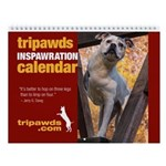 Tripawds Wall Calendar #7 - New For 2014