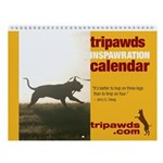 Tripawds Wall Calendar #8 - New For 2014