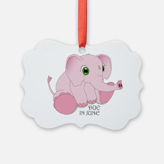 elephant_fnl Ornament