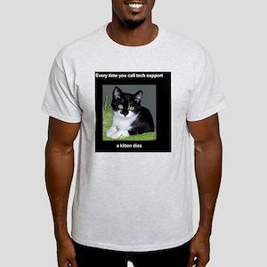 tech_tall Light T-Shirt