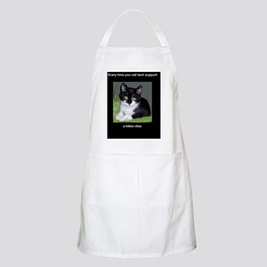 tech_tall Apron