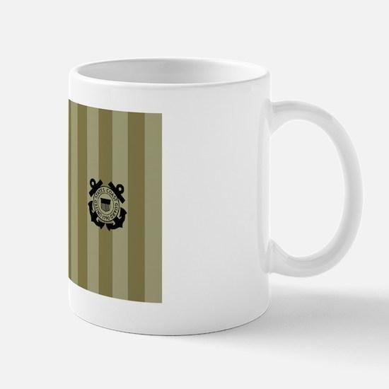 USCG-Flag-Ensign-Subdued Mug