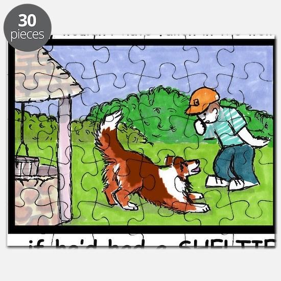 TimmySHELTIE Puzzle