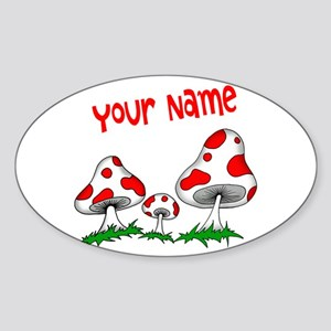 Shrooms Sticker