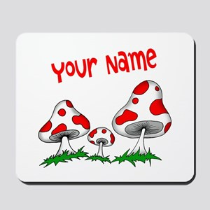 Shrooms Mousepad
