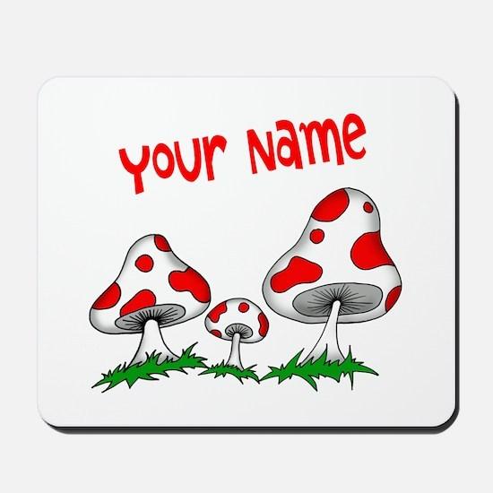 Shrooms Mousepad