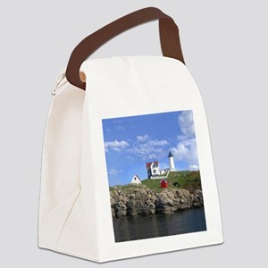 LHouseBtn_06 Canvas Lunch Bag