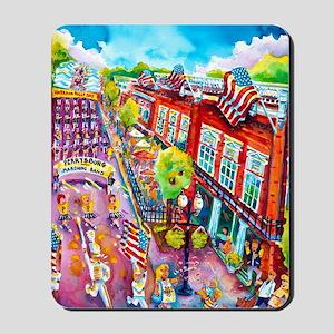 A Perrysburg Parade Mousepad