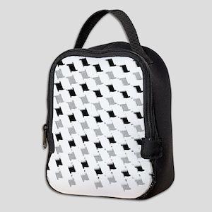 fashion patterns Neoprene Lunch Bag