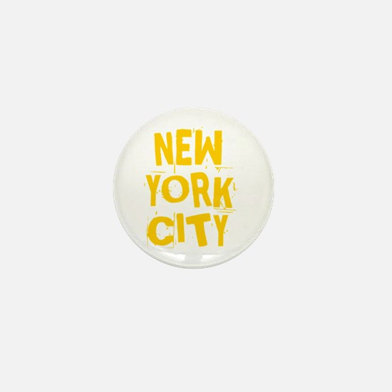 NYC_neighborhoods Mini Button