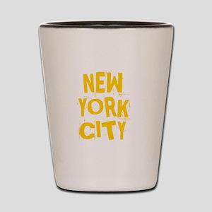 NYC_neighborhoods Shot Glass
