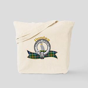 Hunter Clan Tote Bag