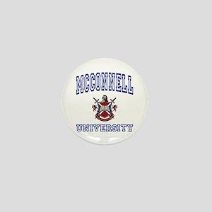 MCCONNELL University Mini Button