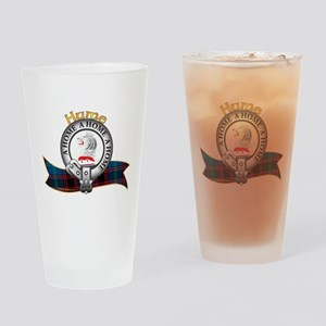Hume Clan Drinking Glass