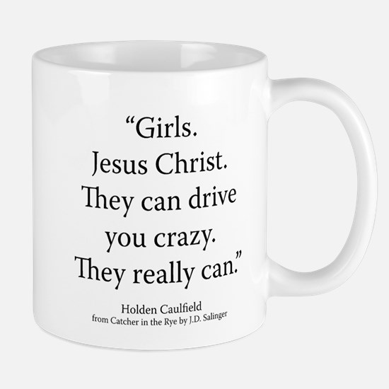 The Catcher in the Rye Ch 10 Mugs
