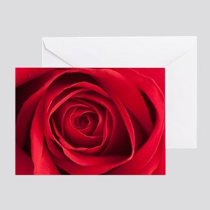 The Rose Greeting Cards