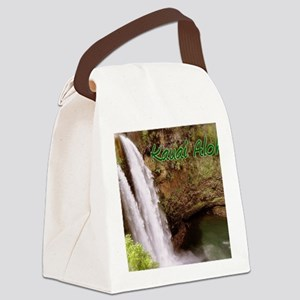 Kauai_Aloha Canvas Lunch Bag