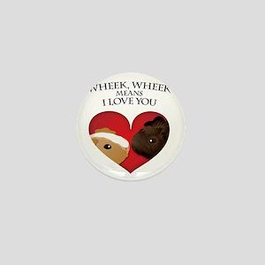 wheekwheek Mini Button