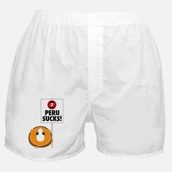 perusucks Boxer Shorts