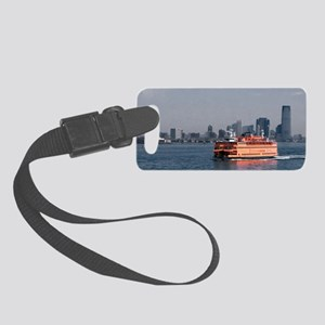 (1) Staten Island Ferry Small Luggage Tag