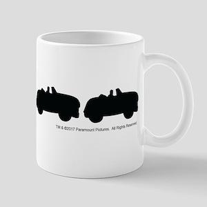 Grease Cars 11 oz Ceramic Mug