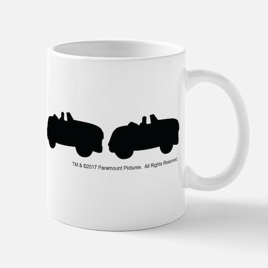 Grease Cars Mug