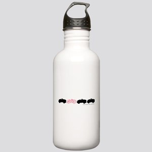 Grease Cars Stainless Water Bottle 1.0L