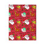 Santa, Reindeer, Cookies Twin Duvet