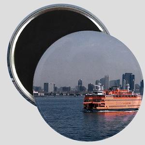 (4) Staten Island Ferry Magnet