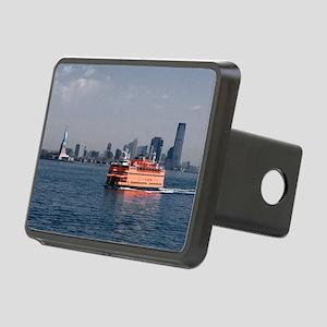 (6) Staten Island Ferry Rectangular Hitch Cover