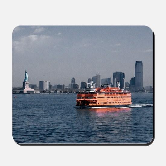 (6) Staten Island Ferry Mousepad