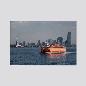 Staten island ferry gifts cafepress 6 staten island ferry rectangle magnet negle Images