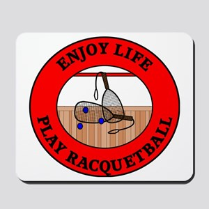 racquetball2 Mousepad