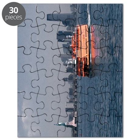 (9) Staten Island Ferry Puzzle