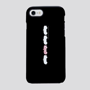 Grease Cars iPhone 7 Tough Case
