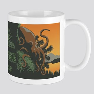 """A New Dawn"" Tree Octopus Mugs"