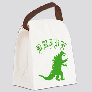 bridezilla Canvas Lunch Bag