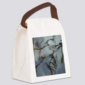 watery Canvas Lunch Bag