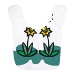 daffodils and butterfly.png Bib