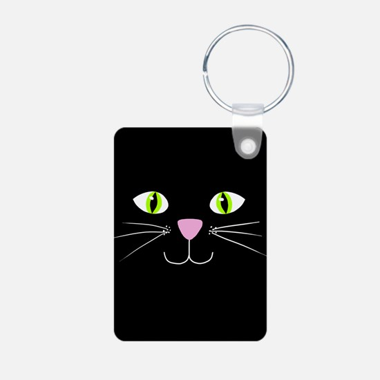 'Black Cat' Keychains