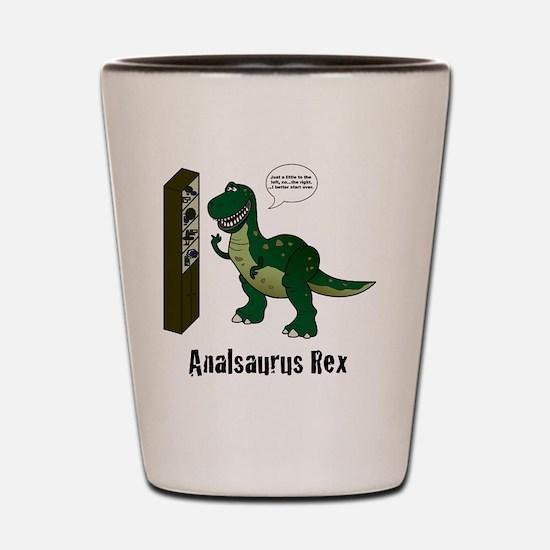 rex Shot Glass
