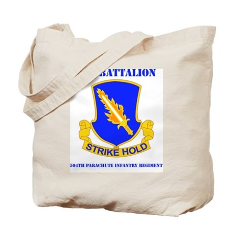 DUI-1-504 PIR RGT WITH TEXT Tote Bag