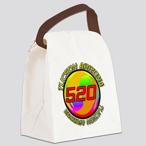 tucson529 Canvas Lunch Bag