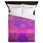 In the Zone Abstract Queen Duvet