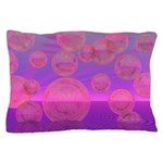 In the Zone Abstract Pillow Case