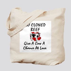 Cow Chance Tote Bag