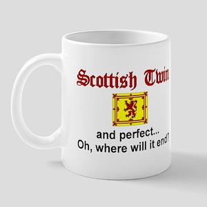 Scottish Twin (Perfect) Mug