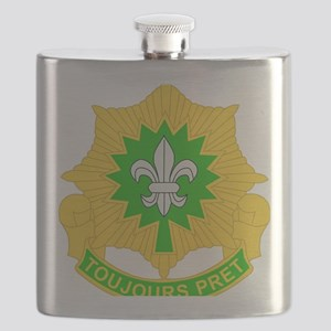 DUI-2ND CAV RGT Flask